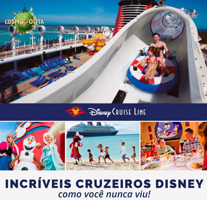 Cruzeiros Disney!