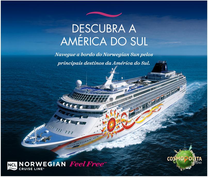 Descubra a América do Sul!