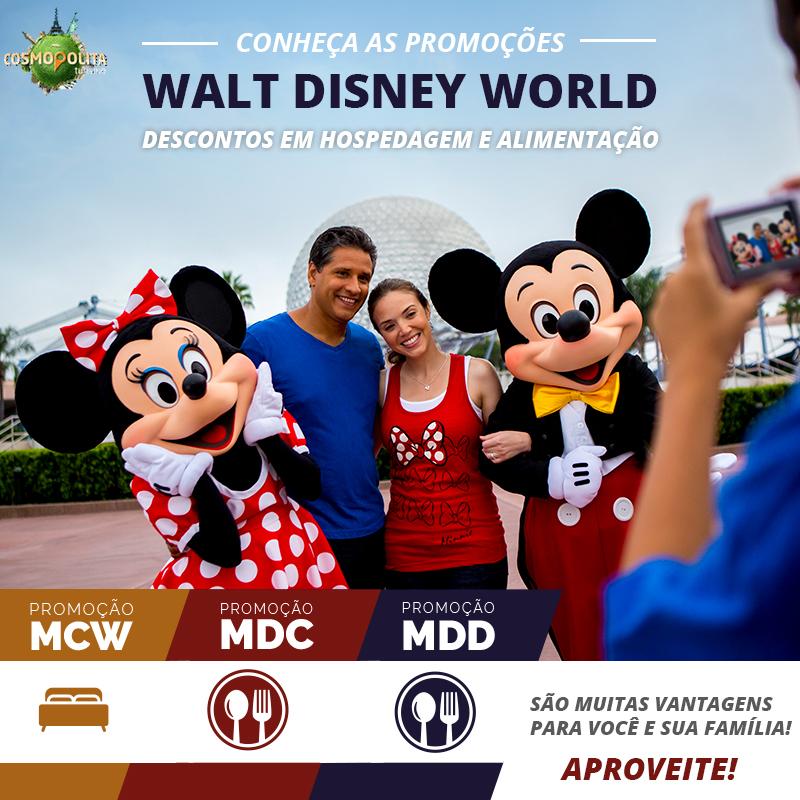 Novas vantagens Disney!