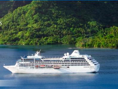 As maravilhas do Taiti e Havaí!