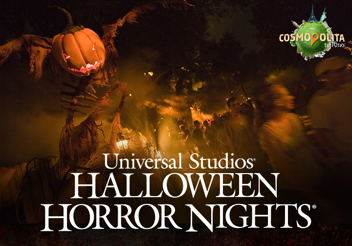 Prepare-se para o terror do Halloween Horror Nights na Universal Studios!